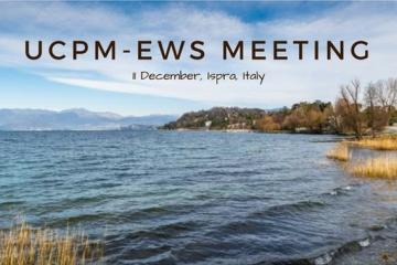UCPM-EWS meeting, 11 December, Ispra, Italy