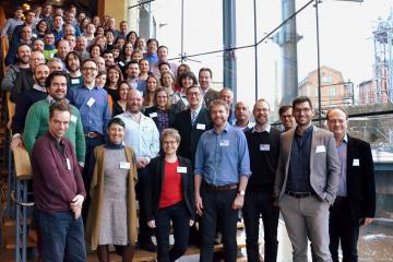 Participants at the 13th annual EFAS meeting in Norrköping, Sweden, 13-14 March.